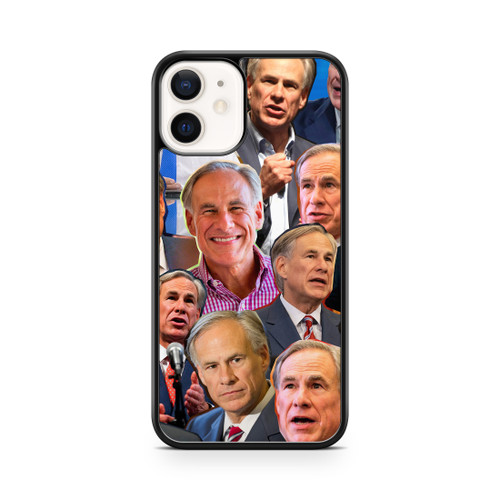 Greg Abbott Phone Case Iphone 12