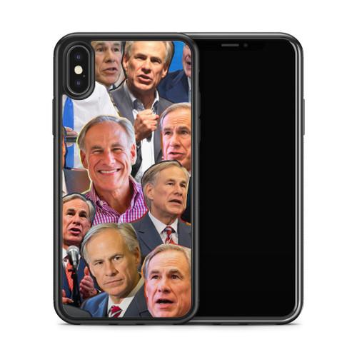 Greg Abbott Phone Case Iphone X