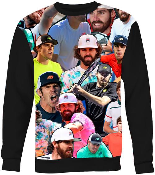 Reilly Opelka Photo Collage Sweater Sweatshirt