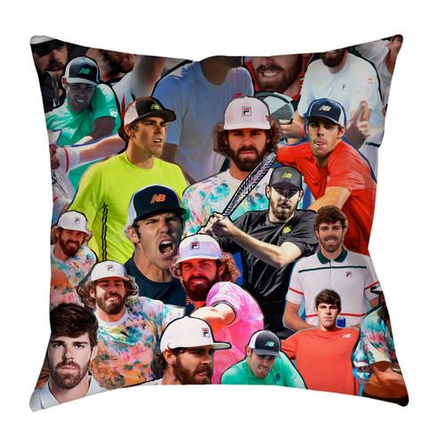 Reilly Opelka Photo Collage Pillowcase