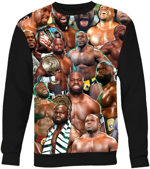 Apollo Crews Photo Collage Sweater Sweatshirt