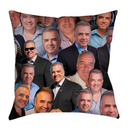 Joe Pags Photo Collage Pillowcase