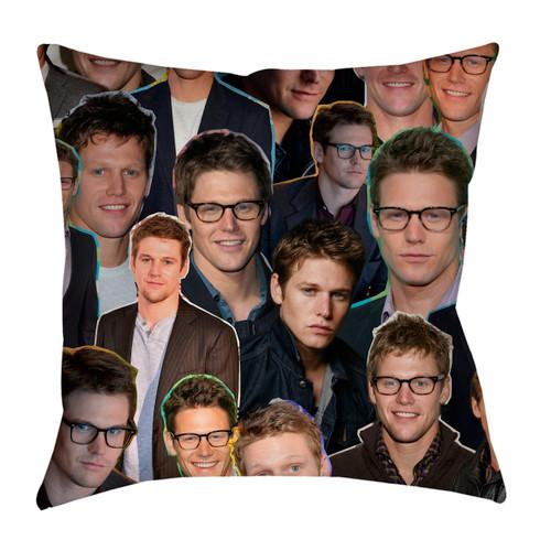 Zach Roerig Photo Collage Pillowcase