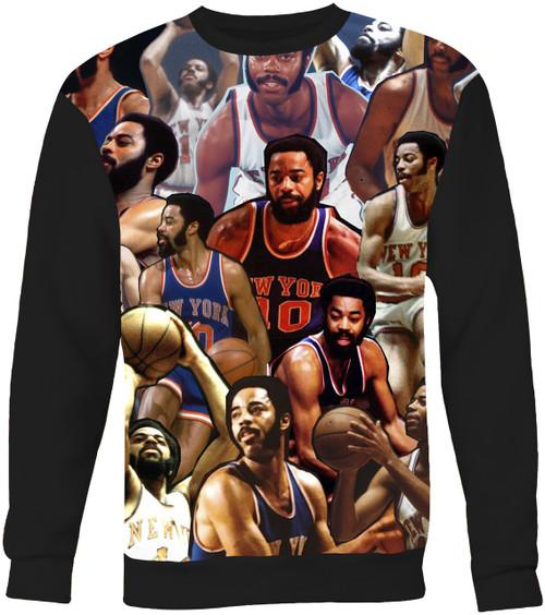 Walt Frazier Photo Collage Sweater Sweatshirt