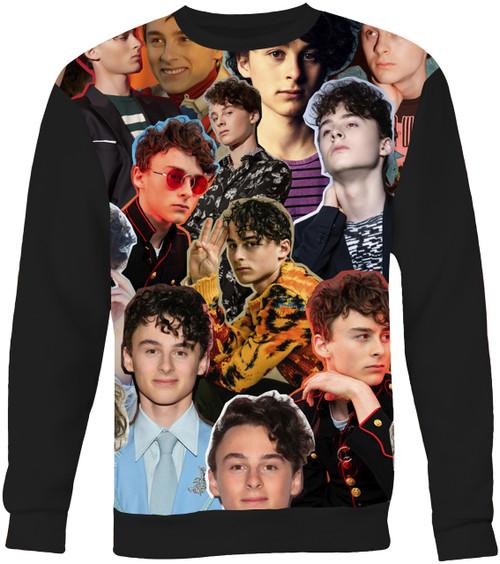 Wyatt Oleff Photo Collage Sweater Sweatshirt