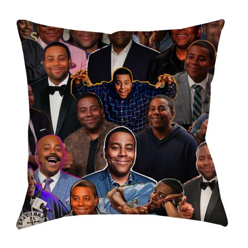 Kenan Thompson Photo Collage Pillowcase