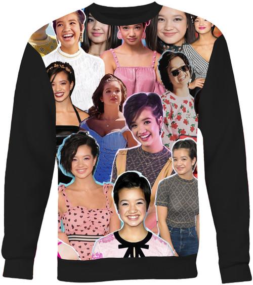 Peyton Elizabeth Lee Photo Collage Sweater Sweatshirt