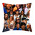 Ja Rule Photo Collage Pillowcase