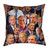 Greg Abbott Photo Collage Pillowcase