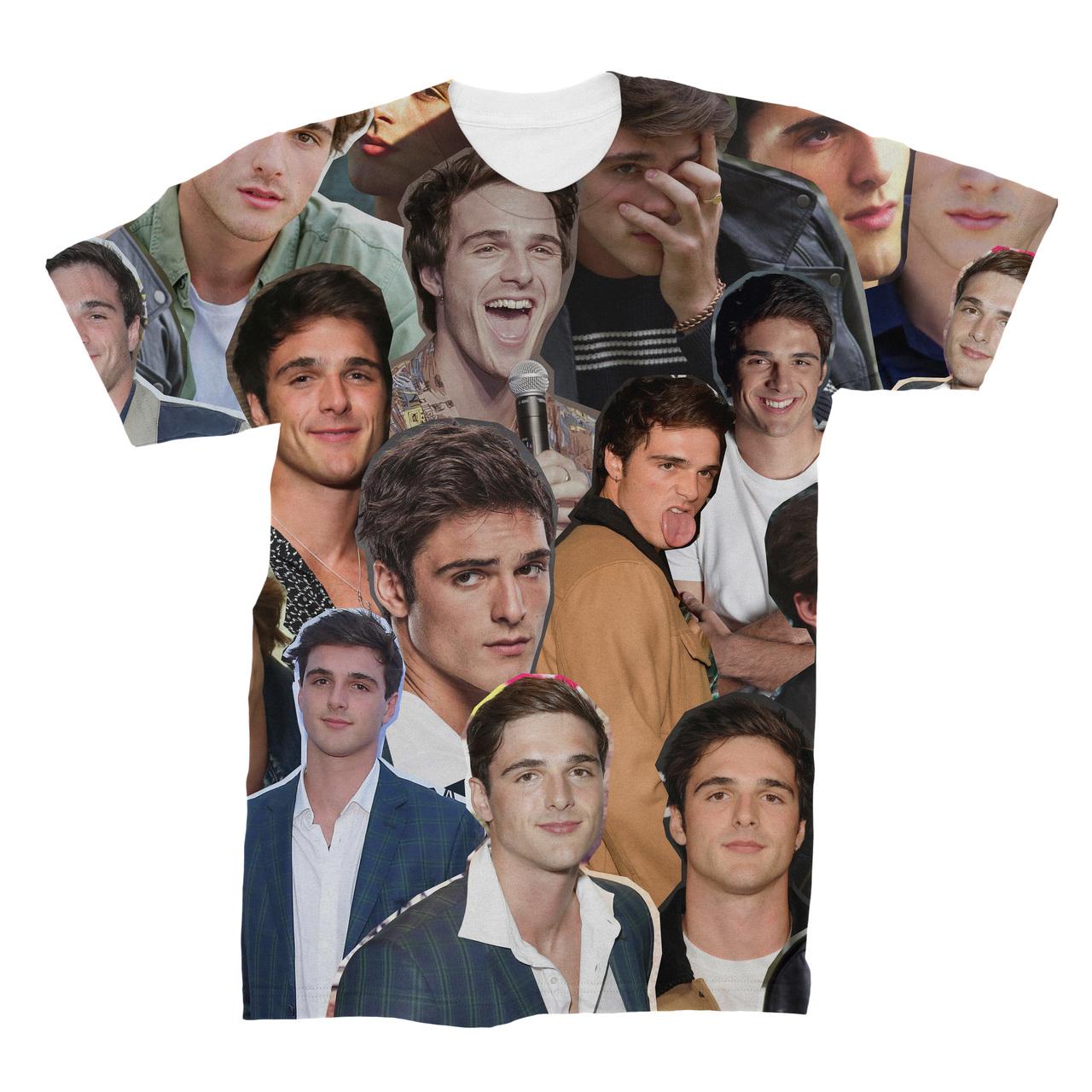 Jacob Elordi Photo Collage T-Shirt