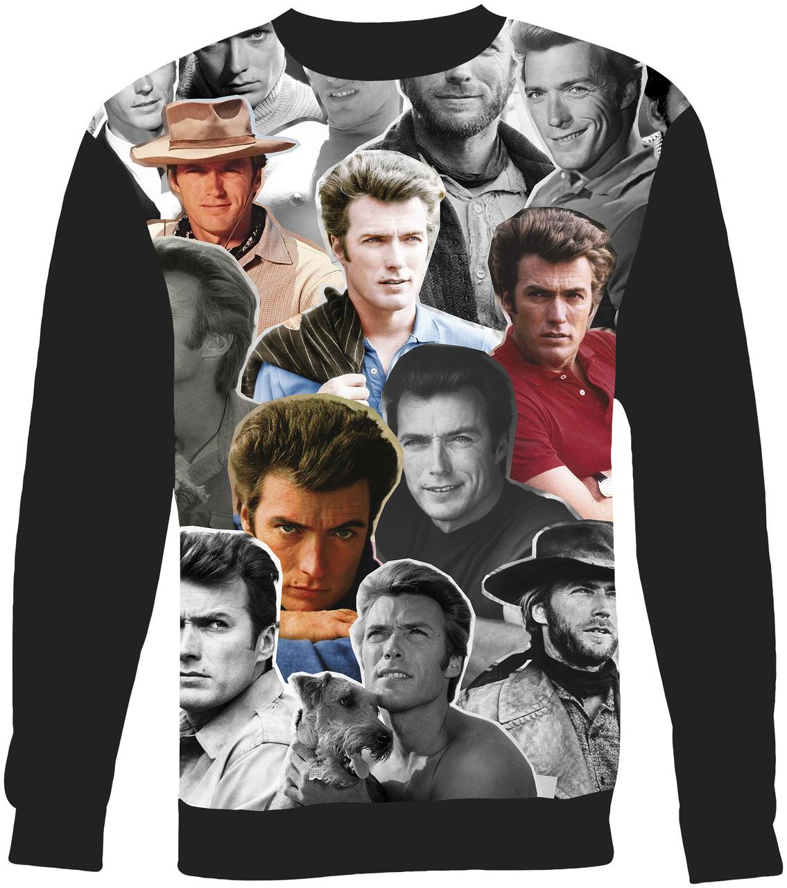 Scott Eastwood Photo Collage T-Shirt