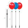 3 Reusable Balloon Cluster