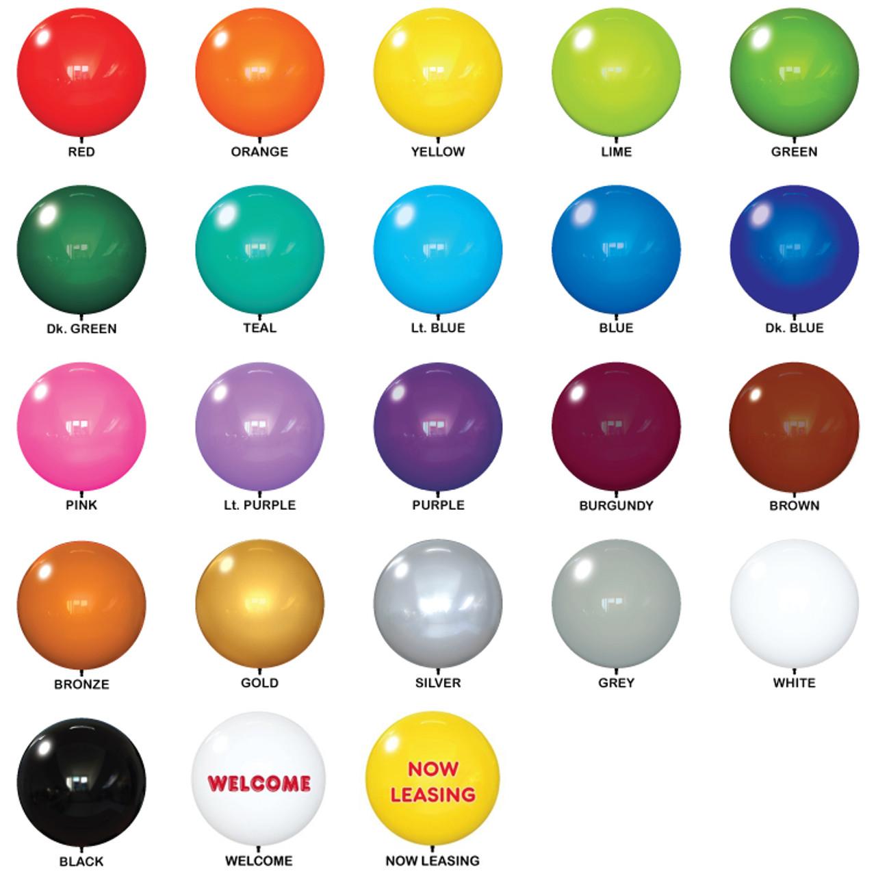 apartment balloons