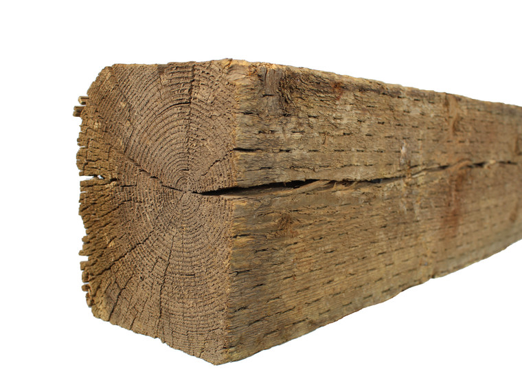 This image shows the Thumbnail of the Railroad tie as well as a close up shot of the end of the Railroad tie