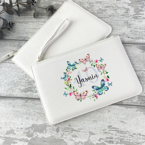 Personalised birthday purse gift for a friend or family member
