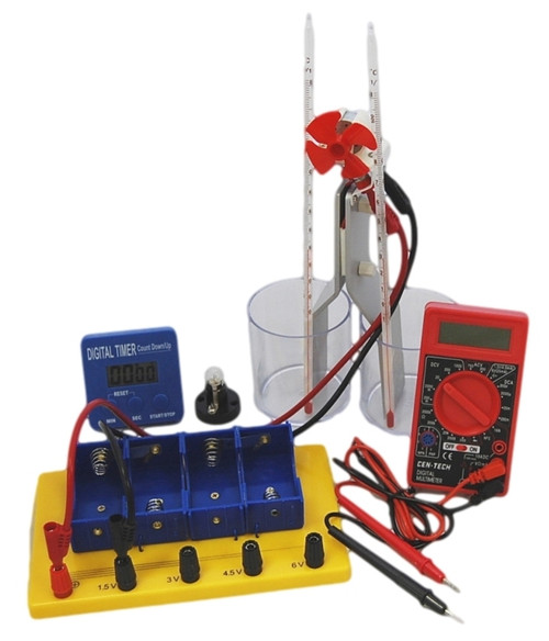 Thermoelectric Generator Demonstration & Experimentation Kit