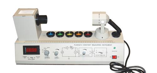 Planck's Constant Experiment Apparatus, European 220/240 VAC Model