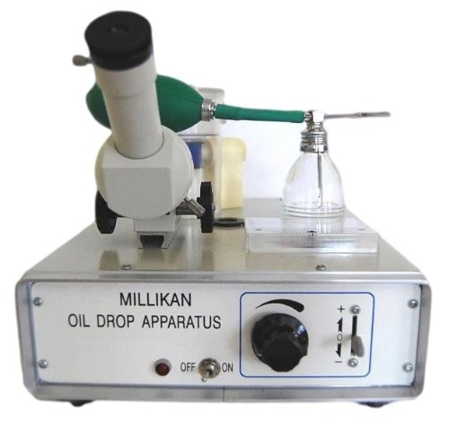 Millikan Oil Drop Apparatus