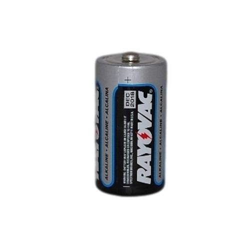 Rayovac D Alkaline Battery Bulk Pack of 105