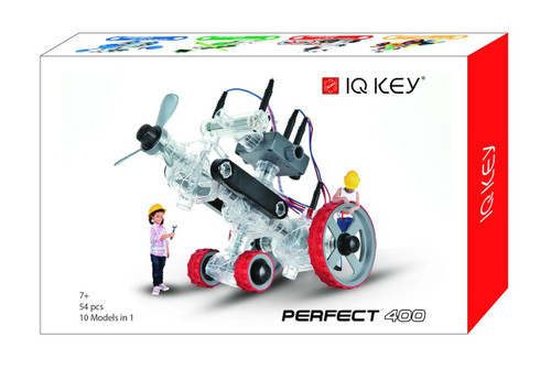 IQ-KEY Perfect 400