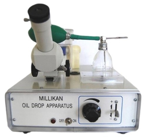 Millikan Oil Drop Apparatus, European 220/240 VAC Model