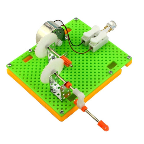 DC Generator Motor Kit (Assembly Required)