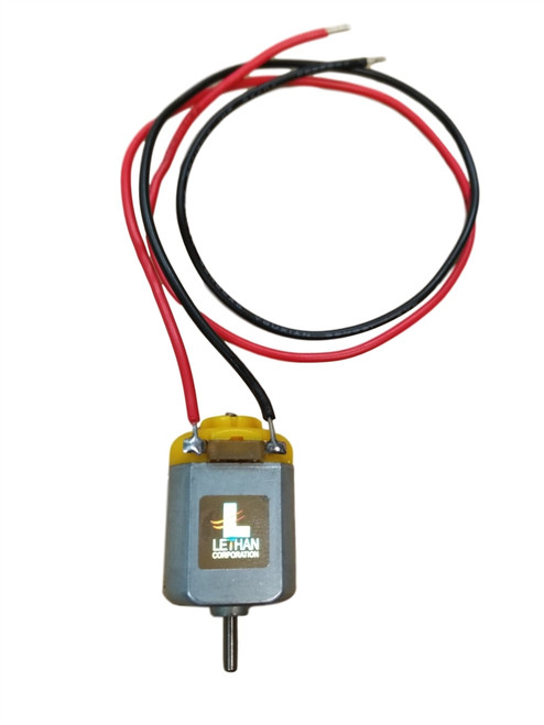 Miniature Motor, 1.5 - 3.0 Volts DC