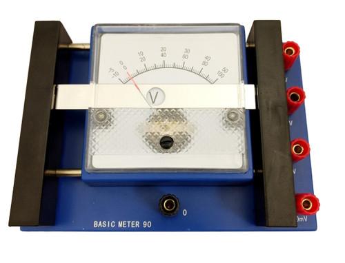 Dual Volt / Amp Meter