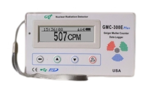 GMC-300E Plus Portable Geiger Counter