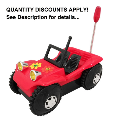 Battery Powered Constant Velocity Buggy