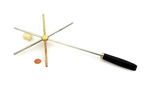 Heat Conductometer, 5 Rod