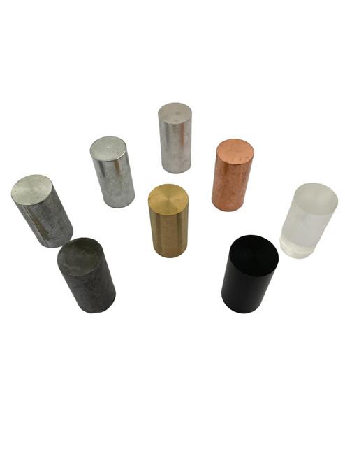 Density Cylinder Set, Jumbo Size, Set of 8