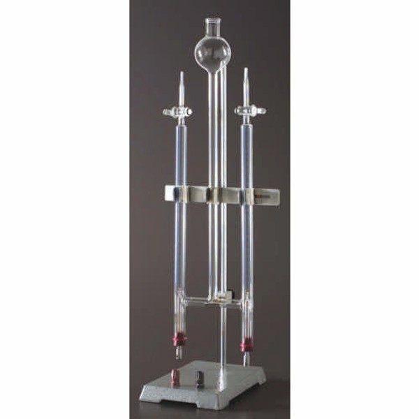 Hoffman Electrolysis Apparatus, Glass Parts Only