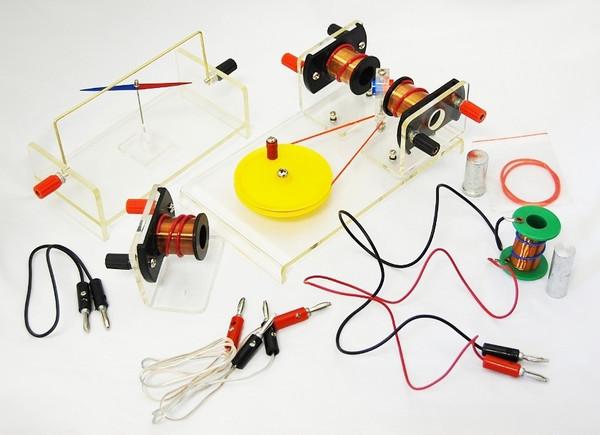 AC Generator Experiment Set