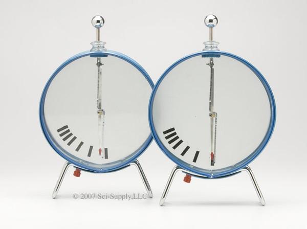 Pointer, Braun Needle Electroscope Pair (Set of 2)