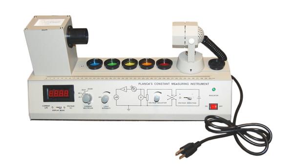 Planck's Constant Experiment Apparatus, Planck's Constant Measuring Device