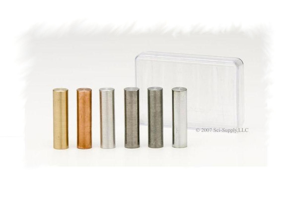Density Cylinder Set, 6 Piece
