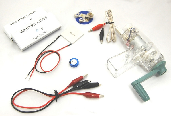 Energy Conversion and Storage Kit, Advanced
