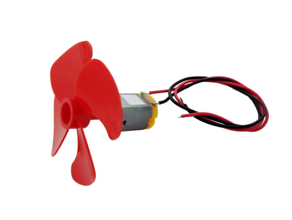 Miniature Motor and Wind Power Turbine Demo Set