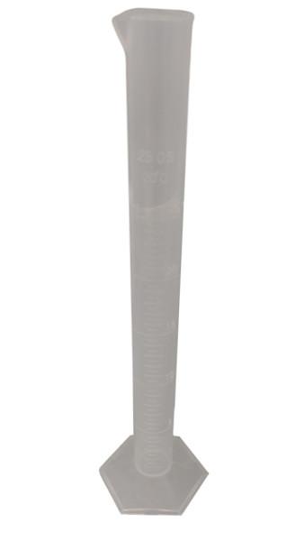 Graduated Cylinder, Polypropylene, 25ml