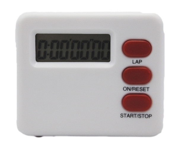 Hundredth of a Second Stopwatch, Digital Student Timer