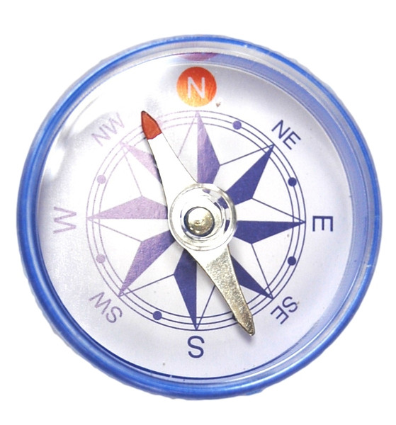 Magnetic Compass, Package of 10