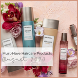 ​  Must-Have Hair Products: August