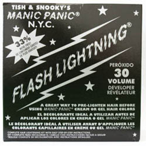 Flashlightning Bleach Kit 30vol
