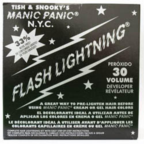 Flashlightning Bleach Kit 30vol