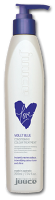 Juuce Violet Blue Coloured Conditioner 220ml