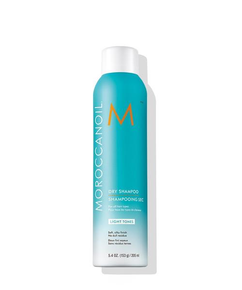 Moroccanoil Dry Shampoo Light Tones MINI 65Ml