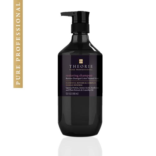 Theorie Pure Restoring Shampoo 400ml