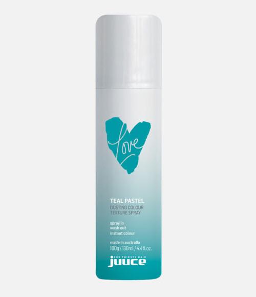 Juuce Love Pastels Spray Teal Pastel