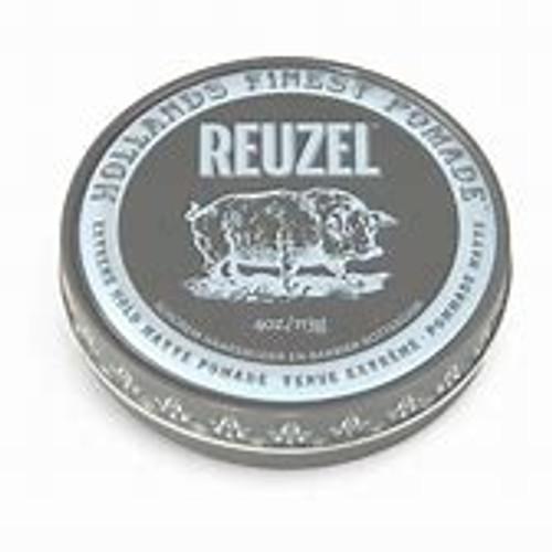 Reuzel Extreme Hold Matte Pomade - Grey 113g
